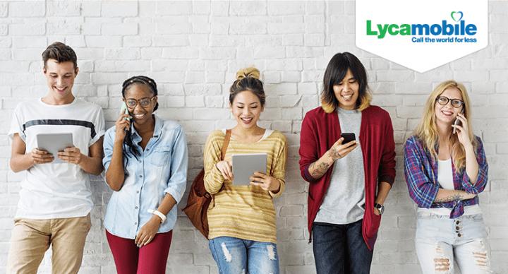 Lycamobile lanza 5 GB y llamadas ilimitadas por 15 euros