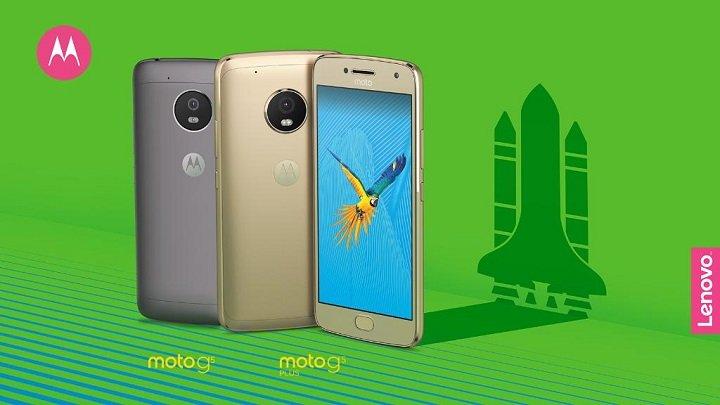 Moto G5 y Moto G5 Plus son oficiales con mejoras técnicas y nuevo diseño
