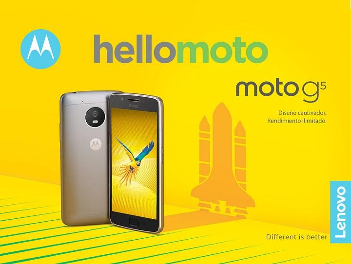 Imagen - Moto G5 y Moto G5 Plus se filtran con todo tipo de detalles