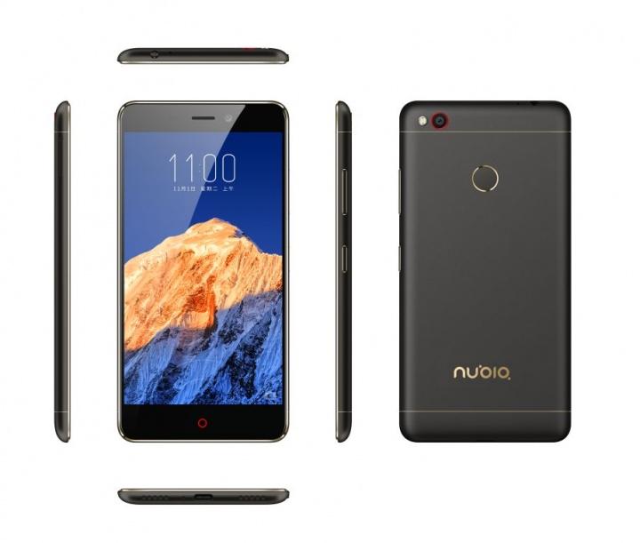 Imagen - Nubia N1 Black llega en una nueva versión de 3 GB de RAM y 64 GB de almacenamiento
