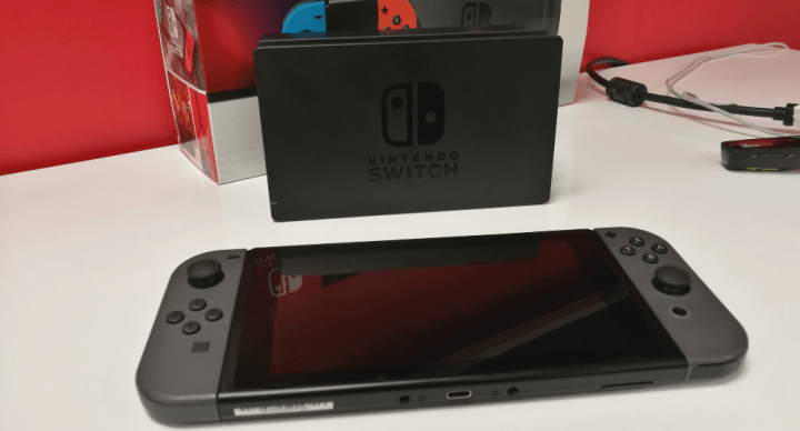 Imagen - Nintendo Switch, primeras impresiones