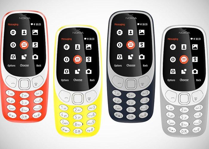 Imagen - Nokia 3310 estará disponible en España este mes