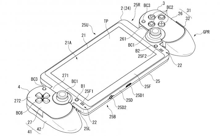 Imagen - Sony trabajaría en una portátil al estilo de Nintendo Switch