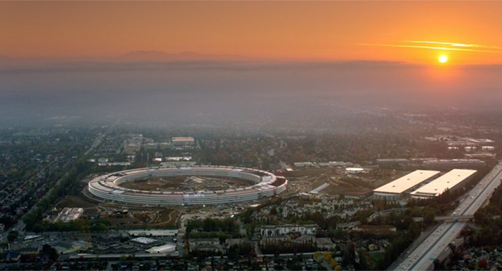 Apple Park, el nuevo campus en honor a Steve Jobs