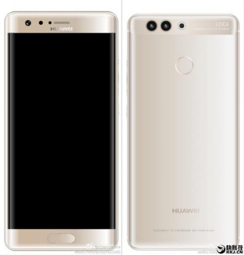Imagen - Huawei P10 Plus llegaría con escáner de iris y doble cámara trasera