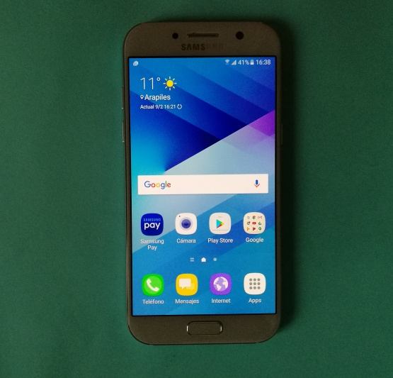Imagen - Review: Samsung Galaxy A5 (2017), un gran smartphone dentro de la gama media