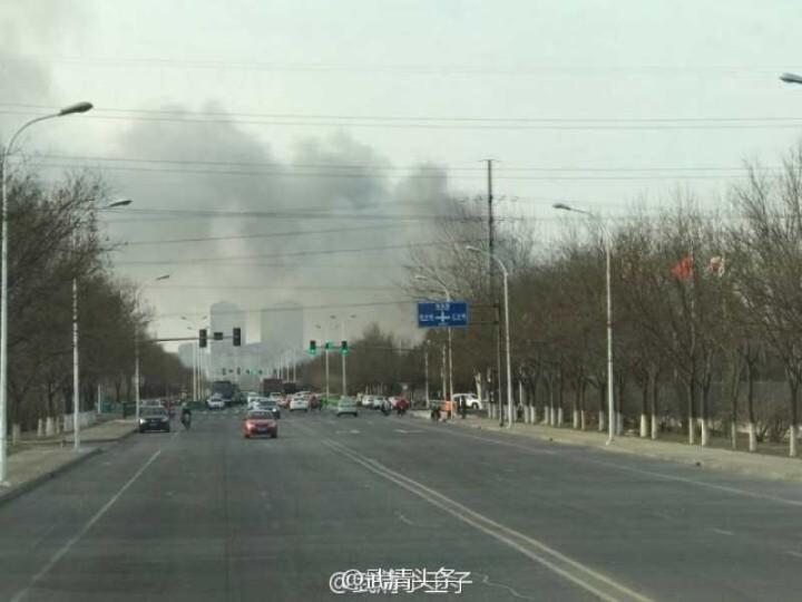 Imagen - Una de las fábricas de Samsung sale ardiendo, por una batería