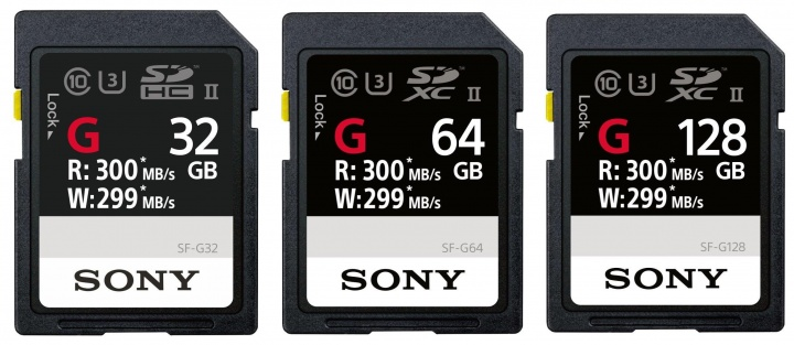 Imagen - Sony lanza la tarjeta microSD más rápida del mercado