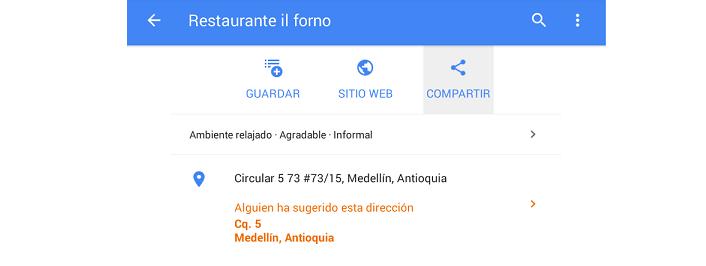 Imagen - Google Maps 9.47 mejora la experiencia del usuario