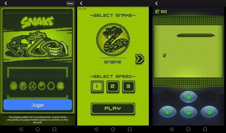 Imagen - El mítico juego de la serpiente de Nokia vuelve para Facebook Messenger