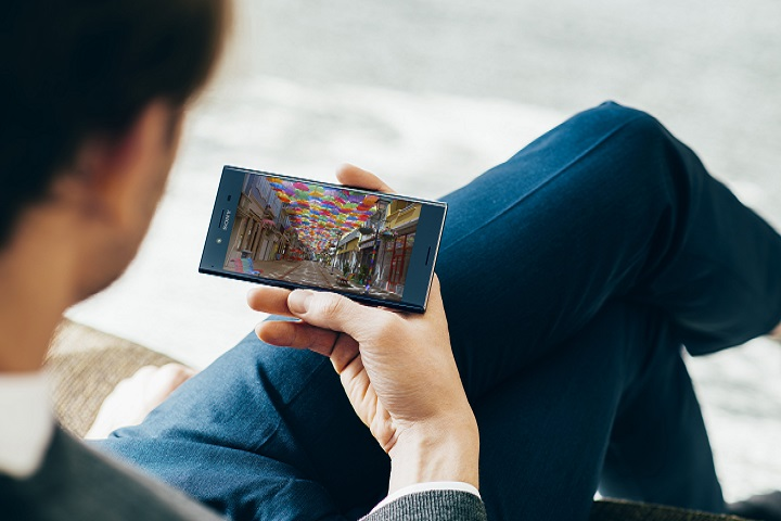 El Sony Xperia XZ Premium ahora viene en color rosa-bronce