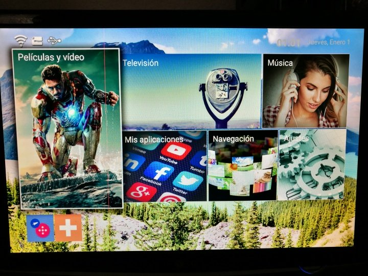 Imagen - Review: SPC Smartee Quad Core, convierte tu televisor en un dispositivo Android