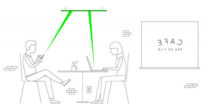 uBeam hará posible la carga inalámbrica a distancia en smartphones