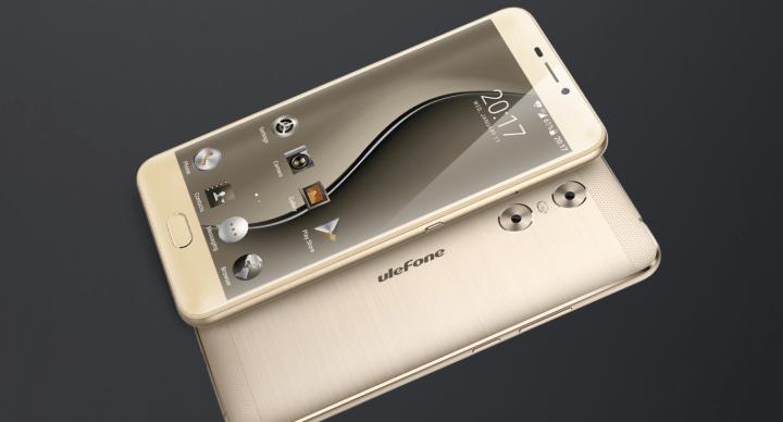 Imagen - Oferta: Ulefone Gemini, 3 GB de RAM, cámara dual y lector de huellas por 109 euros
