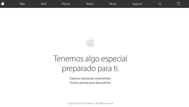 Imagen - Apple Store en mantenimiento, ¿novedades a la vista?