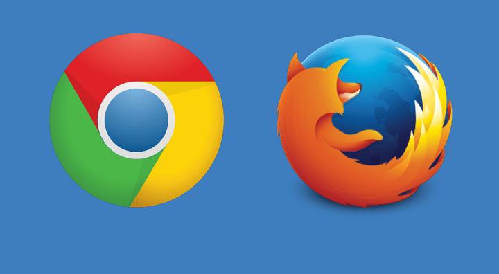 Hacen pasar dominios falsos de páginas web por oficiales en Chrome y Firefox