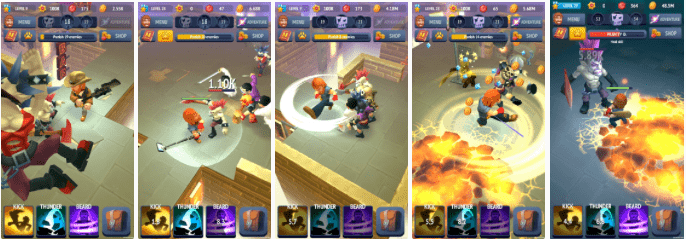 Imagen - Chuck Norris tendrá su juego para iOS y Android