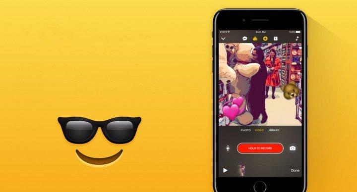 Clips, la nueva app de foto y vídeo de Apple