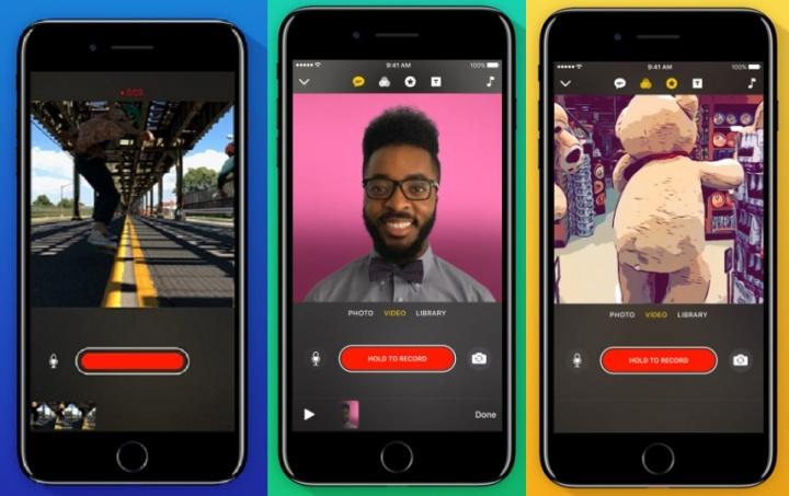 Imagen - Clips, la nueva app de foto y vídeo de Apple
