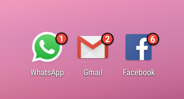 Añade contadores dinámicos a los iconos en Android gracias a Nova Launcher