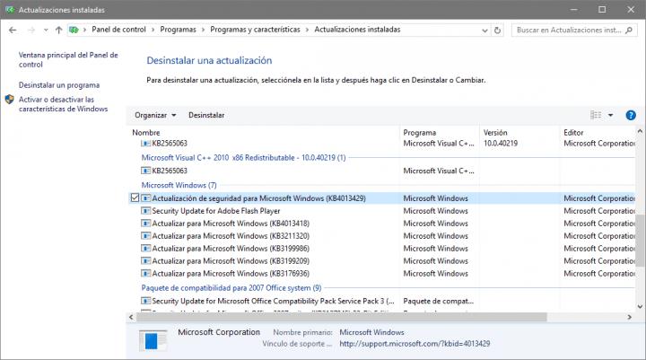 Imagen - La actualización KB4013429 para Windows 10 causa problemas a los usuarios