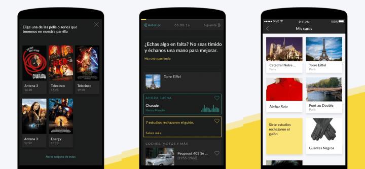 Imagen - Dive, la app que analiza el contenido de las series y películas