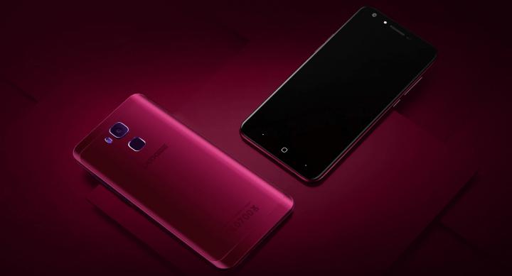 Imagen - Doogee Y6, el smartphone en color rojo que se adelantó al iPhone 7