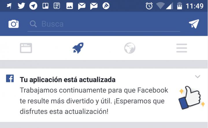 Imagen - Facebook añade una pestaña de Descubrir