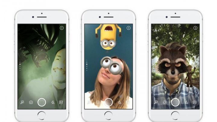Imagen - Facebook mejora la cámara con efectos y otras novedades