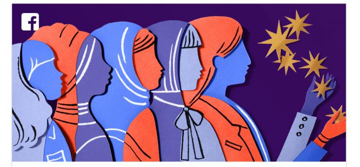 Imagen - Facebook celebra el Día Internacional de la Mujer