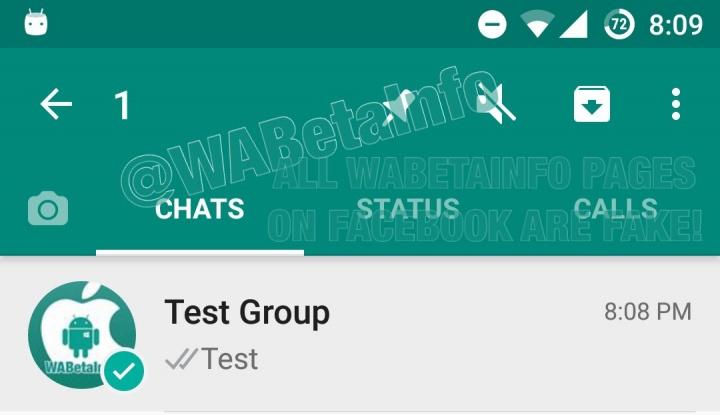 Imagen - WhatsApp permitirá fijar conversaciones