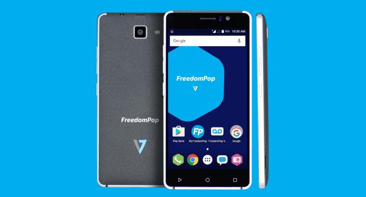 Imagen - FreedomPop V7, el smartphone wifi-first de FreedomPop
