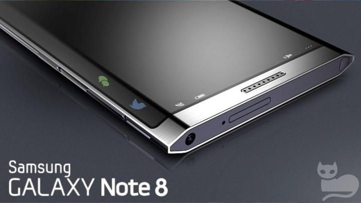 Imagen - Samsung Galaxy Note 8 llegaría en la segunda mitad del año