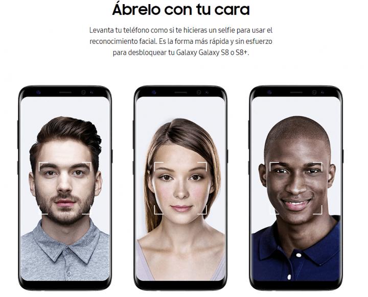 Imagen - Samsung Galaxy S8 se puede desbloquear con una fotografía