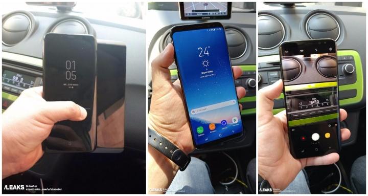 Imagen - Samsung Galaxy S8+ se filtra en varias fotos reales