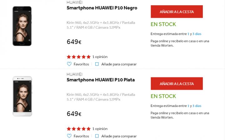 Imagen - Dónde comprar el Huawei P10