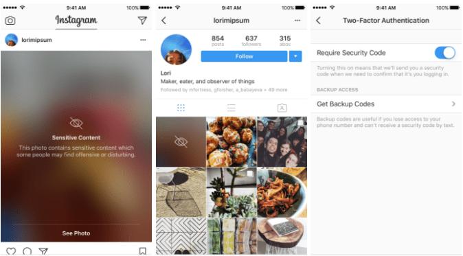 Imagen - Instagram difuminará las fotos con contenido sensible