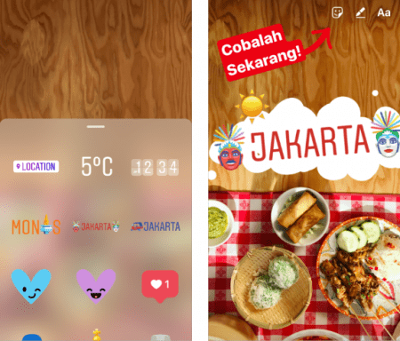 Imagen - Instagram Stories añade stickers geocalizados