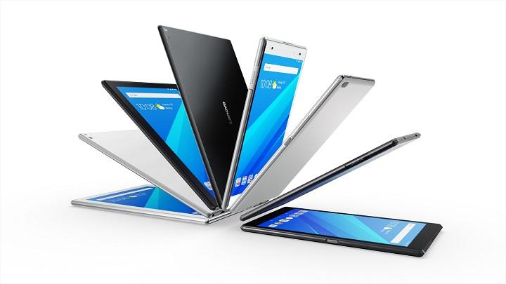 Lenovo Tab 4 8, Tab 4 8 Plus y Lenovo Tab 4 10 y Tab 10 Plus ya son oficiales