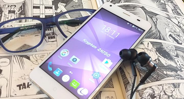 Imagen - Review: Leotec Krypton 2K150, un smartphone low cost de lo más completo