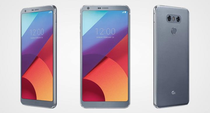 Imagen - LG G6, precio y disponibilidad en España