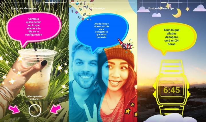Imagen - Messenger Day llega a todos: las historias de Facebook Messenger