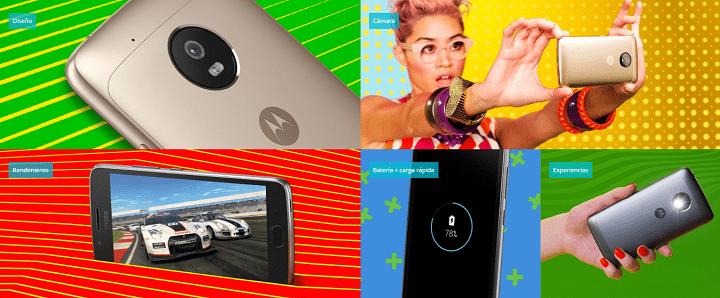 Imagen - Moto G5 ya disponible en España