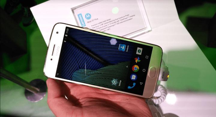 Imagen - Moto G5 y Moto G5 Plus son oficiales con mejoras técnicas y nuevo diseño