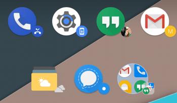 Imagen - Añade contadores dinámicos a los iconos en Android gracias a Nova Launcher
