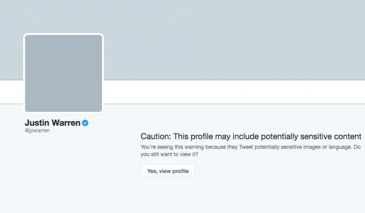 Imagen - Twitter oculta los perfiles ofensivos sin previo aviso