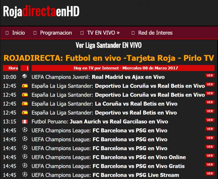 Imagen - Cómo ver online el Barcelona vs PSG de Champions