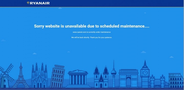 Imagen - Ryanair ofrece vuelos a 5 euros y su página web se cae