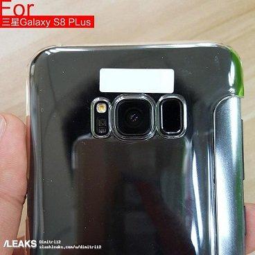 Imagen - Samsung Galaxy S8 y S8 Plus, filtrados en nuevas fotos
