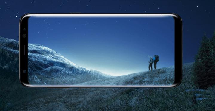 Samsung Galaxy S9 vendrá sin apenas bordes